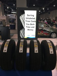 GBS Tire Labels