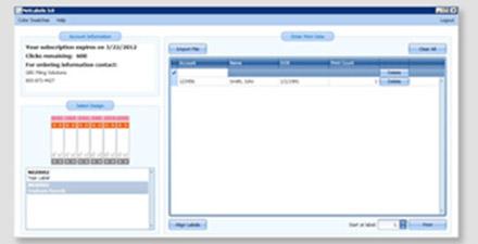NetlabelsScreenShot