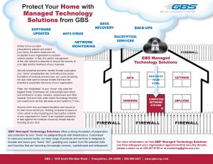 Protect Your House IT Infographic