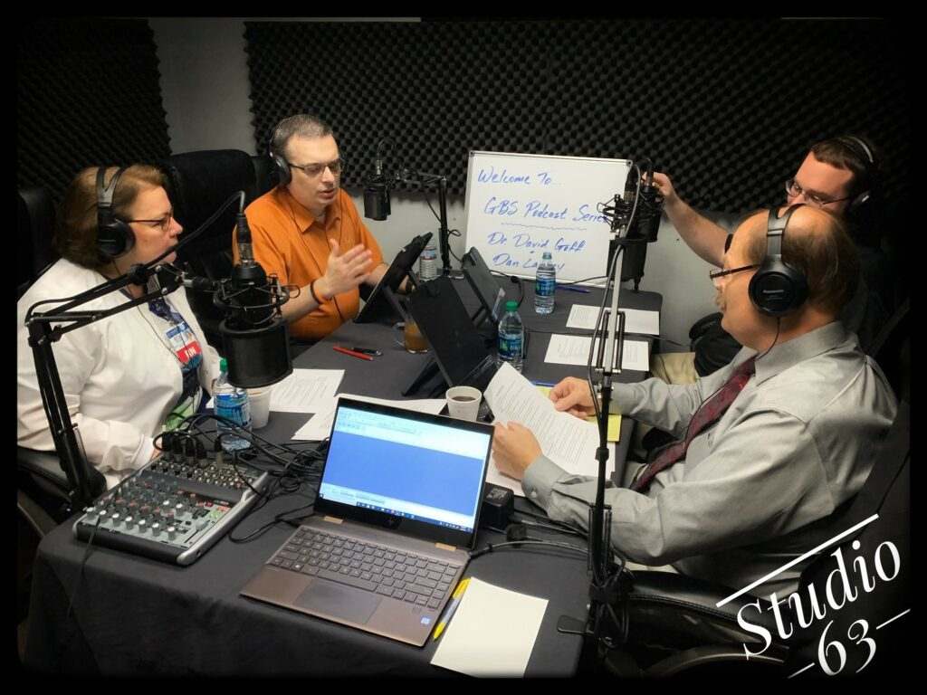 Dr. Goff, Rita, Dan and Rich discuss the basics of heart health during Episode 15.